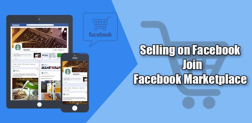 selling on facebook join facebook marketplace web creative pixel. Black Bedroom Furniture Sets. Home Design Ideas