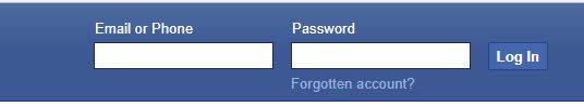 How to do your Facebook Password Recovery